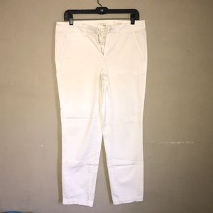 Anthropologie Chino Relax Fit